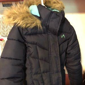 Other - Cute little girls puffer coat